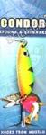 kol-143 Блесна колеблющаяся Condor, цвет 32, 15гр
