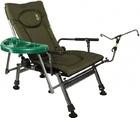 st-44 Кресло карповое Elektrostatyk с подлокотниками