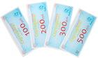 """pst-1111 Подарочный сертификат """"Рыбаклев"""" 100,200,300,500 руб."""