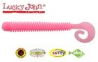 si-190 Твистер Lucky John Ballist (F05 Pink) 8,4 см. 1 шт.
